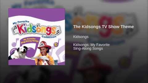 Kidsongs-original songs