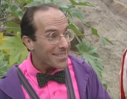 Professor Quackenbush