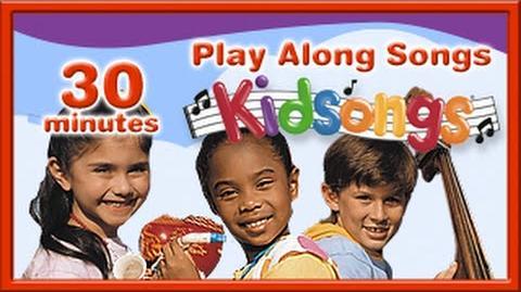 Play Along Songs Kidsongs Three LIttle Fishies Kids Counting Songs part 4 Fooba Woo PBS Kids