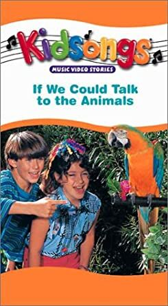 If We Could Talk to the Animals - 2002 VHS.jpg