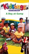 A Day at Camp - 2002 VHS