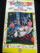 Very Silly Songs - 1995 VHS