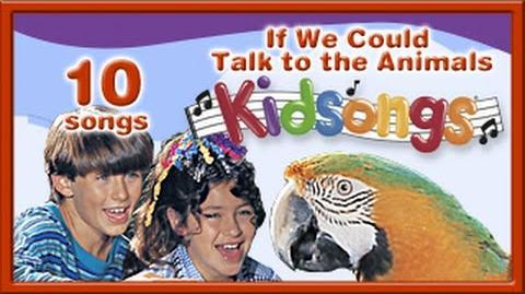 Talk to the Animals Kidsongs 5 LIttle Monkeys Hound Dog Best Kids Songs PBS Kids Rhymes