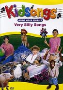 Very Silly Songs DVD cover