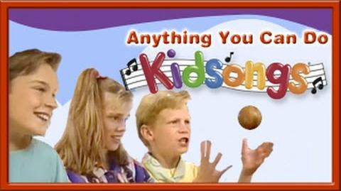 Anything You Can Do - from Kidsongs- Ride the Roller Coaster - Top Children's Video - PBS Kids