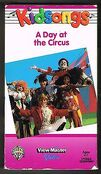 A Day at the Circus - 1990 VHS