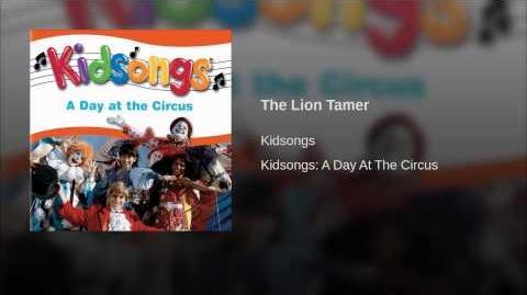 The Lion Tamer