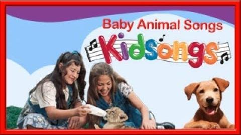 """A"" You're Adorable from Kidsongs- Baby Animal Songs - Top Songs For Kids"