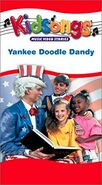 Yankee Doodle Dandy VHS cover