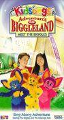Meet the Biggles - Original VHS