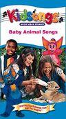 Baby Animal Songs - 2002 VHS