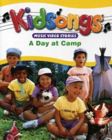 A Day at Camp DVD cover.jpg