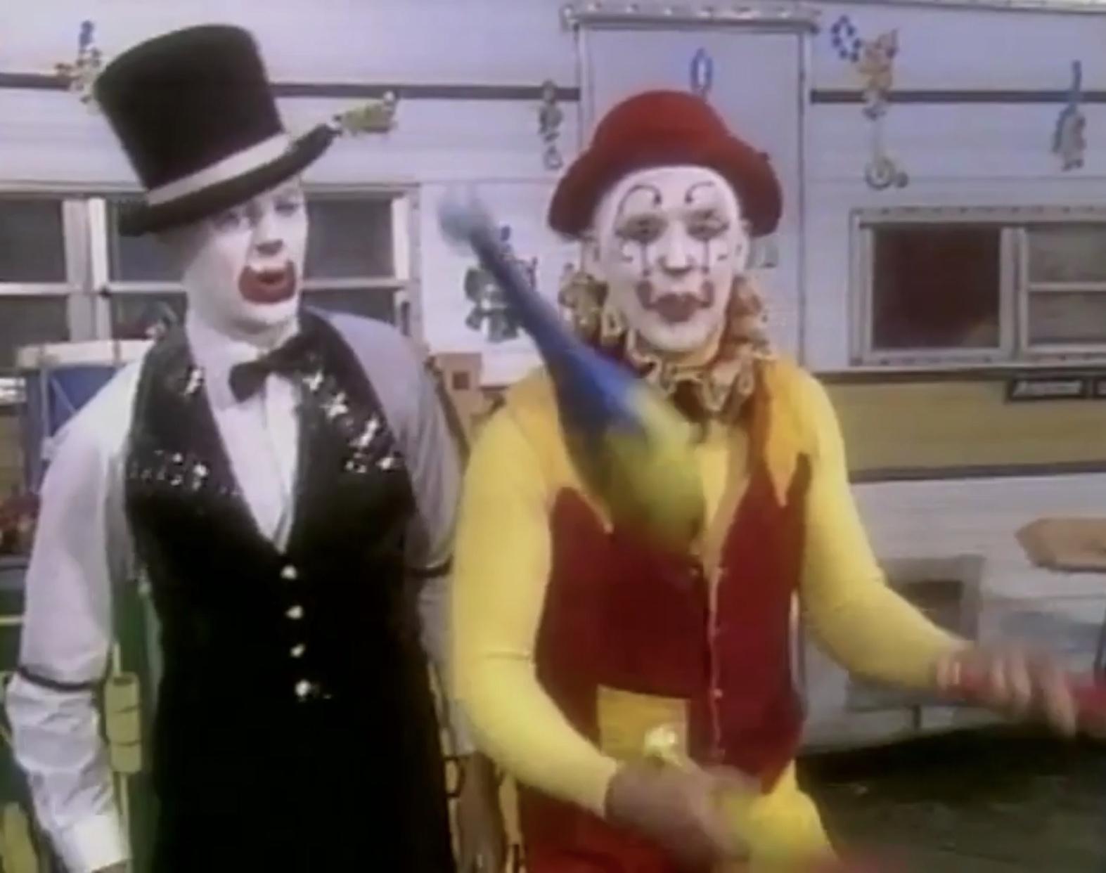 Bruce and Scott the Jugglers