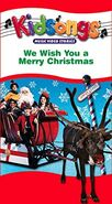 We Wish You a Merry Christmas - 2002 VHS