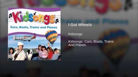 I Got Wheels