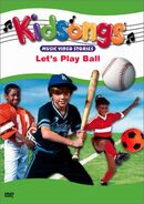 Let's Play Ball DVD cover