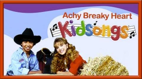 Achy Breaky Heart by Kidsongs Kids songs Country Songs for Kids Kids Country Music PBS Kids