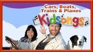 Best Car Songs for Kids - Car Car Song - Kidsongs - Best Kid Car Song - PBS Kids - Real Kids