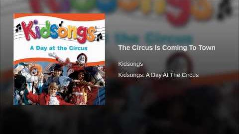 The Circus Is Coming To Town-1419882766