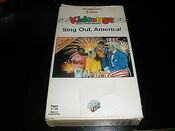 Sing Out America - Original VHS 2