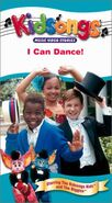 I Can Dance - Original VHS