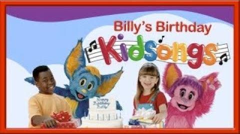 Playmate from Kidsongs- Adventures in Biggleland - Billy's Birthday - Top Nursery Rhyme