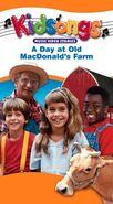 A Day at Old MacDonald's Farm - 2002 VHS