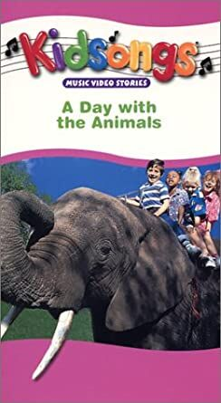 A Day with the Animals - 2002 VHS.jpg