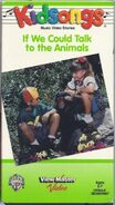 If We Could Talk to the Animals - Original VHS