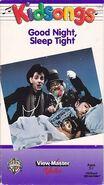 Good Night Sleep Tight - 1990 VHS
