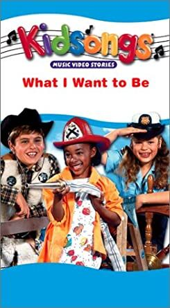 What I Want to Be - 2002 VHS.jpg