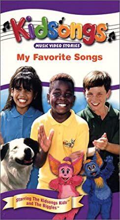 My Favorite Songs - 2002 VHS.jpg