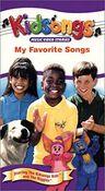 My Favorite Songs - 2002 VHS