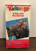 A Day with the Animals - 1990 VHS
