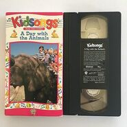 A Day with the Animals - 1995 VHS