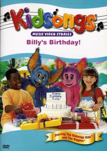 Kidsongs: Adventures in Biggleland: Billy's Birthday