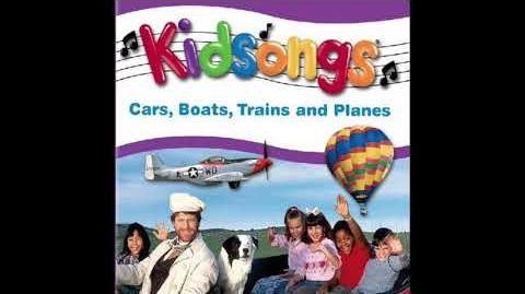 Kidsongs - Daylight Train