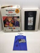 Sing Out America - Original VHS