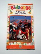 A Day at the Circus - 1995 VHS