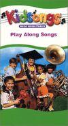 Play Along Songs - 2002 VHS