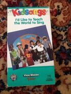 I'd Like to Teach the World to Sing - 1990 VHS