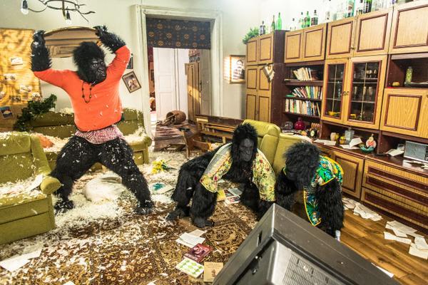 Małpia grypa (odcinek)