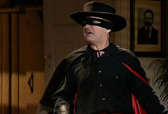 Zorro (odcinek)