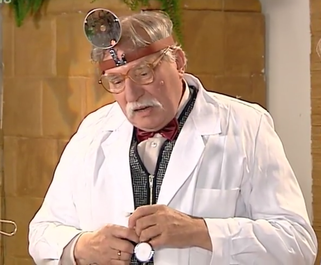 Profesor Degler