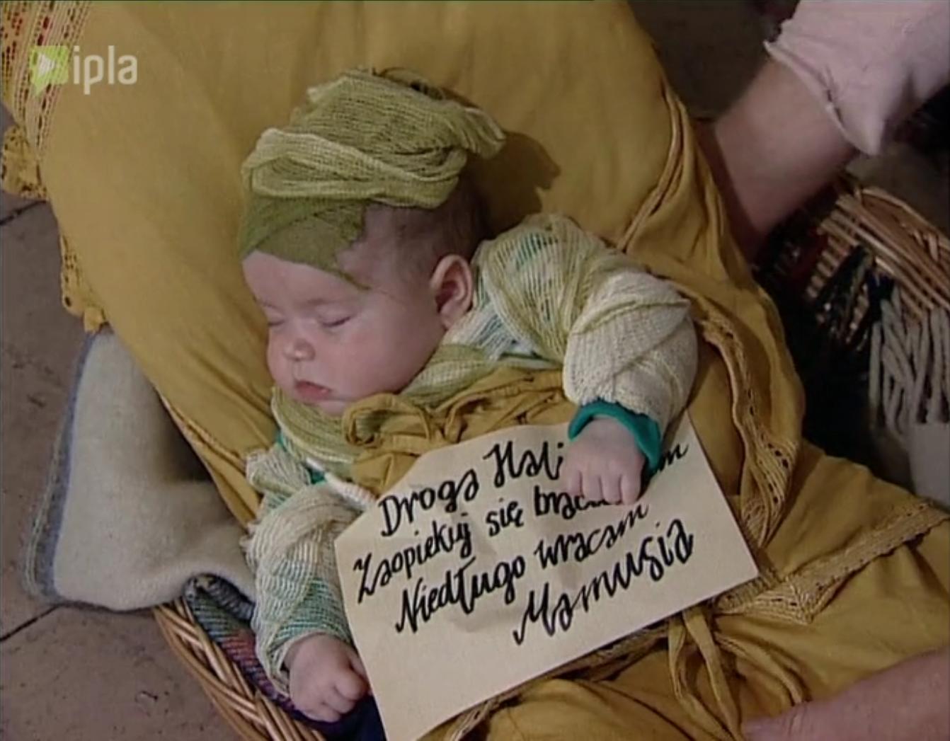 Dziecko babki i Tutenchama