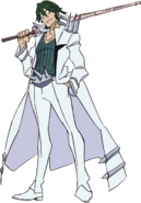 KLK-IF Uzu Sanageyama body