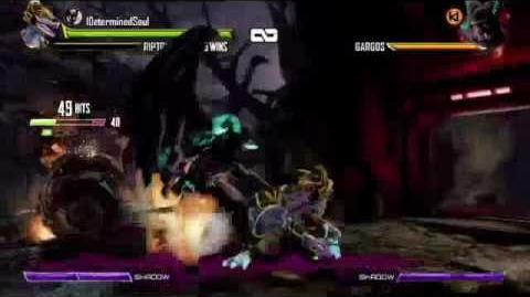 """Killer Instinct Season 3 - Riptor's """"Placeholder"""" Ultra Musical"""