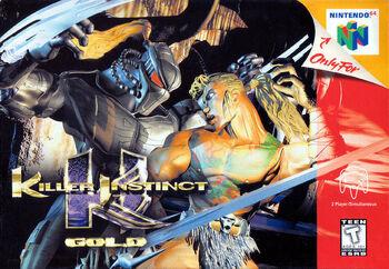 N64 (KI Gold)