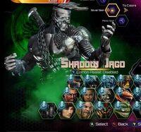 Shadow Jago silver