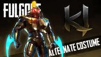 KI3 Fulgore Alternate Costume